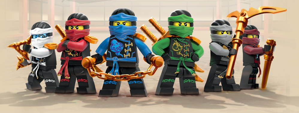 The Lego Franchise Only Gets Stronger With Lego Ninjago