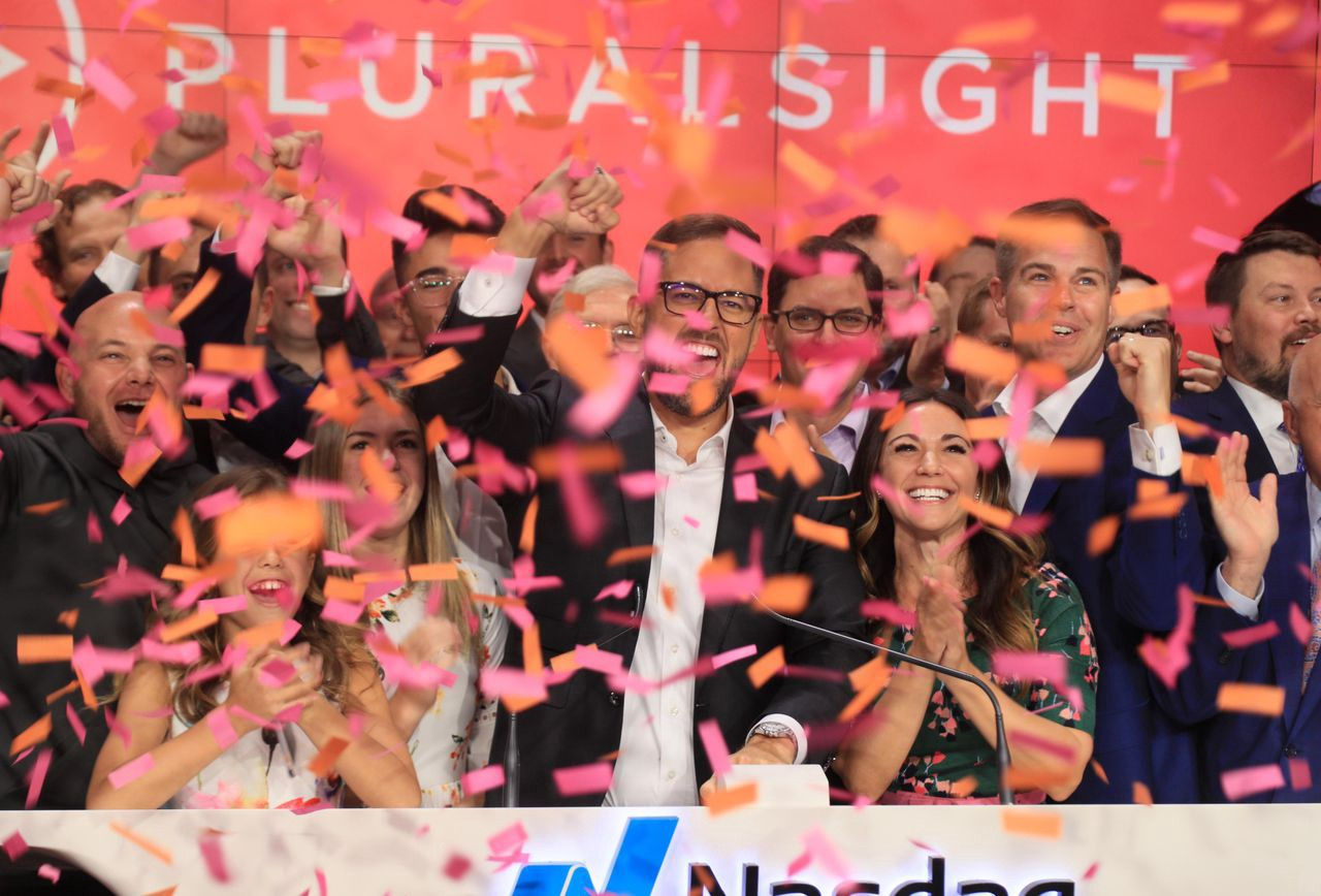 What All Companies Can Learn from Pluralsight's Massively Successful IPO