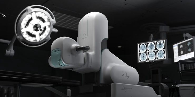 The surgical robot in the operating room e1598651875416