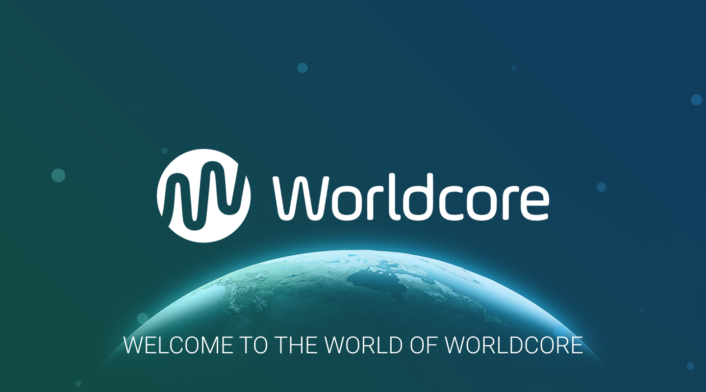 The Cryptocurrency News Group Worldcore — Development on the token blockchain [WRC] ICO on October 2, 2017