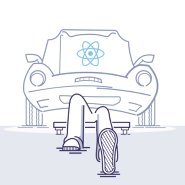 At the heart of React.