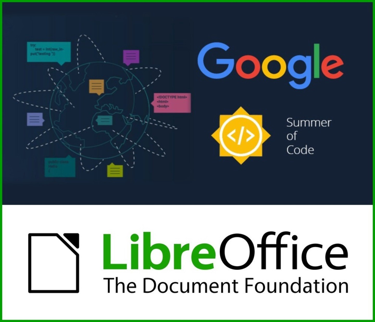 Image result for libreoffice gsoc