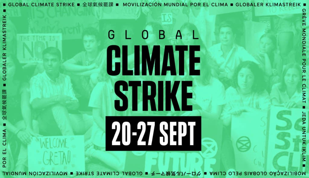 Thankyou Payroll will be joining the Global Climate Strike on the 27th of September 2019.