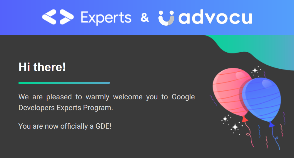 Becoming a Google Dev Expert (GDE) in Android